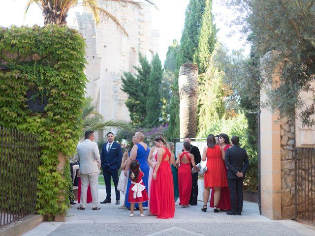 La boda de Ivan y Anabel en Son Servera, Islas Baleares 11