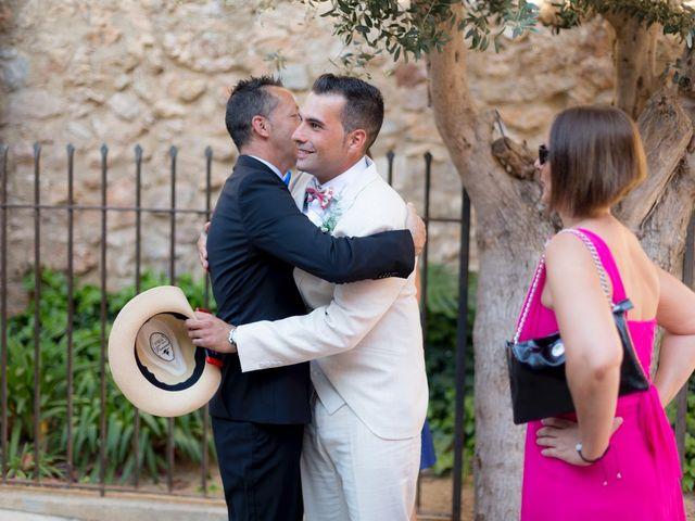 La boda de Ivan y Anabel en Son Servera, Islas Baleares 12