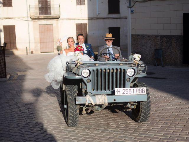La boda de Ivan y Anabel en Son Servera, Islas Baleares 19