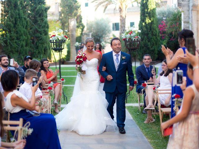 La boda de Ivan y Anabel en Son Servera, Islas Baleares 25