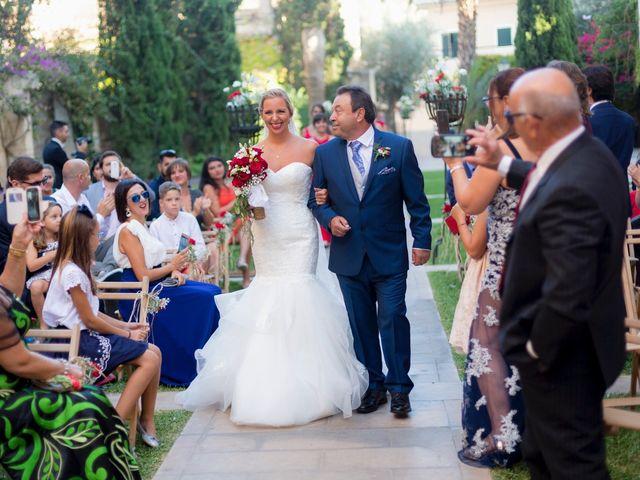 La boda de Ivan y Anabel en Son Servera, Islas Baleares 26