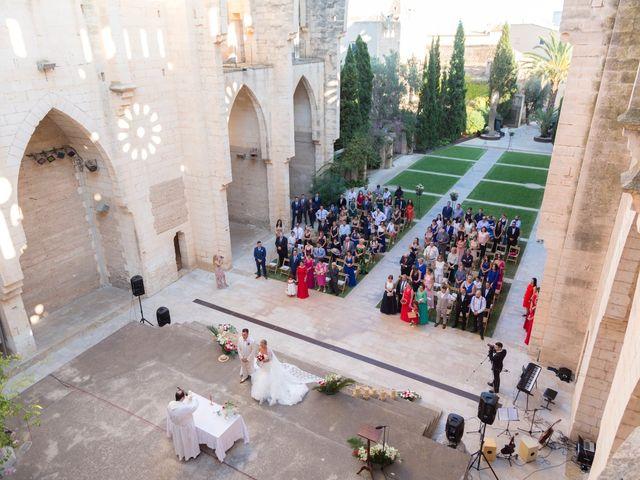 La boda de Ivan y Anabel en Son Servera, Islas Baleares 35