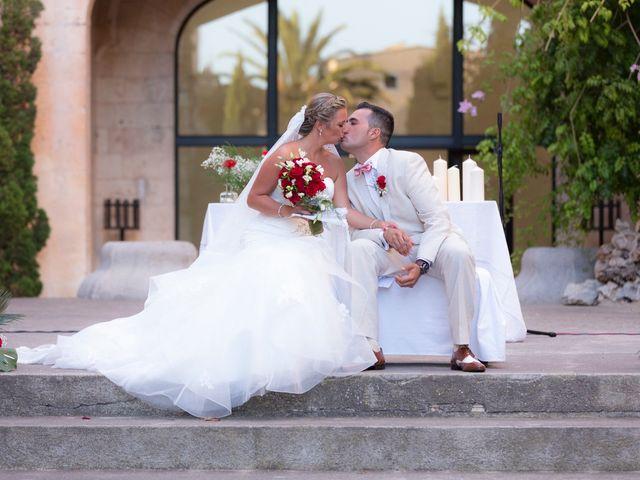 La boda de Ivan y Anabel en Son Servera, Islas Baleares 71