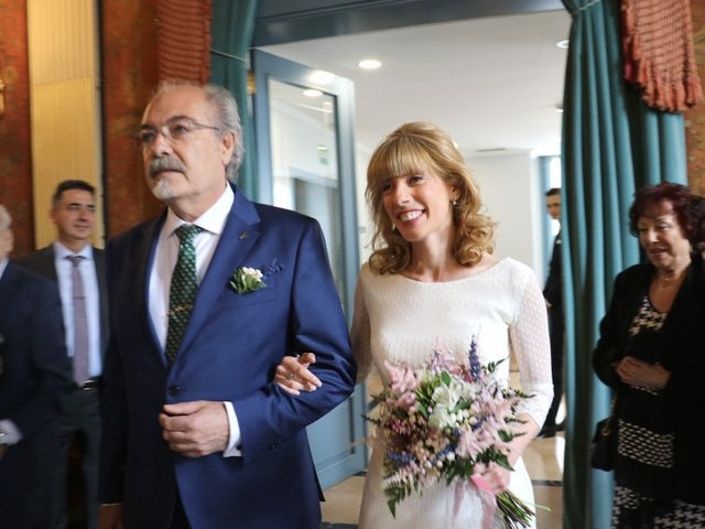 La boda de Antonio y Sandra en Burgos, Burgos 9