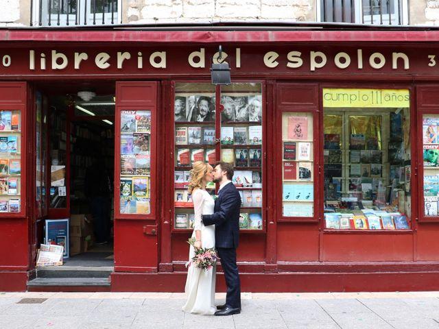 La boda de Antonio y Sandra en Burgos, Burgos 1