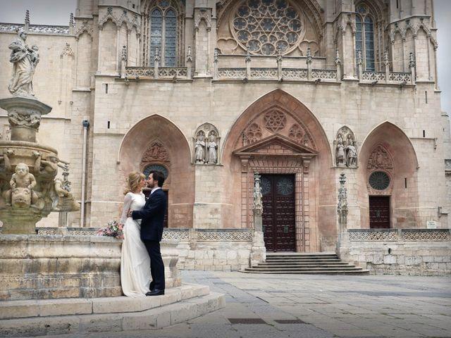 La boda de Antonio y Sandra en Burgos, Burgos 35