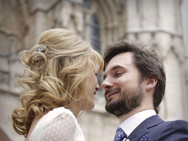 La boda de Antonio y Sandra en Burgos, Burgos 36