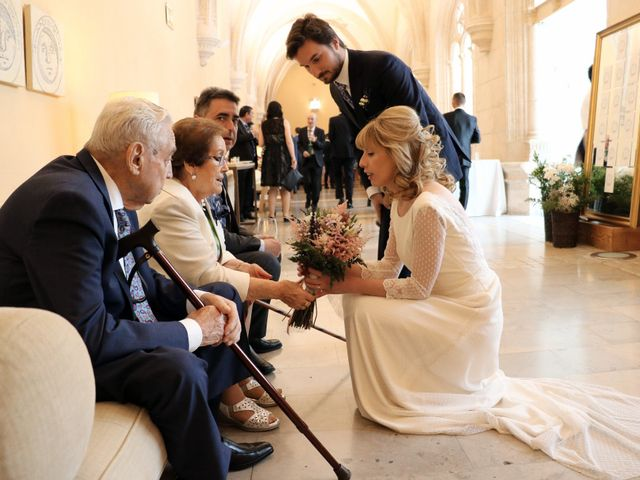 La boda de Antonio y Sandra en Burgos, Burgos 40