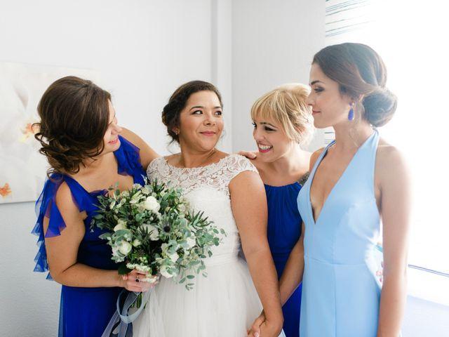 La boda de Dioni y Yasmi en San Cristóbal de La Laguna, Santa Cruz de Tenerife 13