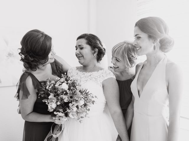 La boda de Dioni y Yasmi en San Cristóbal de La Laguna, Santa Cruz de Tenerife 14