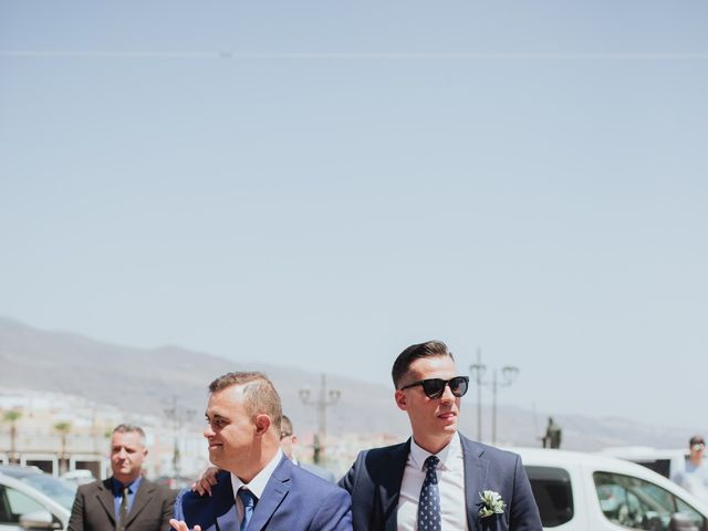 La boda de Dioni y Yasmi en San Cristóbal de La Laguna, Santa Cruz de Tenerife 23