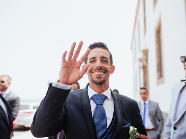 La boda de Dioni y Yasmi en San Cristóbal de La Laguna, Santa Cruz de Tenerife 24