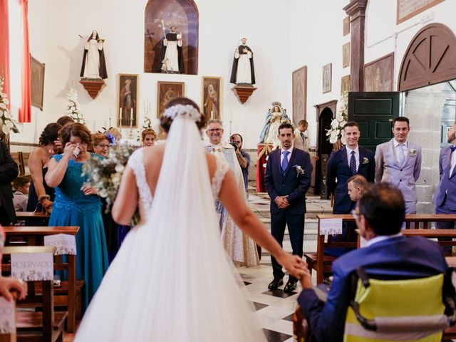 La boda de Dioni y Yasmi en San Cristóbal de La Laguna, Santa Cruz de Tenerife 25