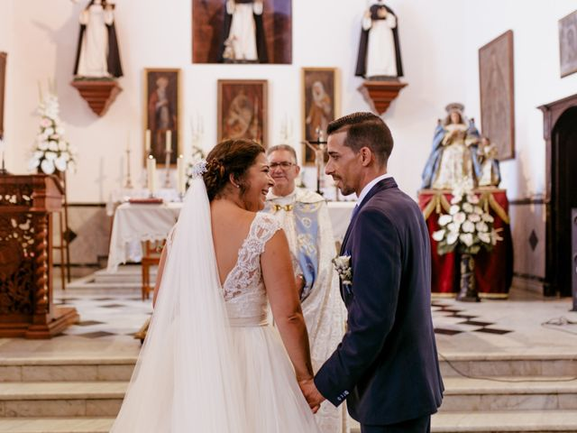 La boda de Dioni y Yasmi en San Cristóbal de La Laguna, Santa Cruz de Tenerife 26