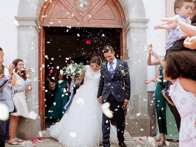 La boda de Yasmi y Dioni