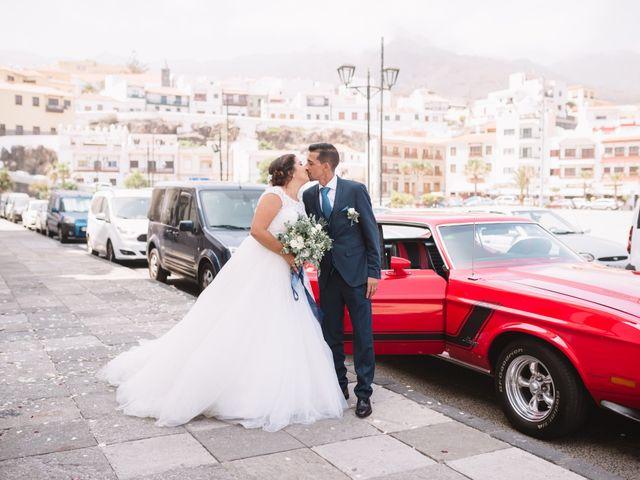 La boda de Dioni y Yasmi en San Cristóbal de La Laguna, Santa Cruz de Tenerife 1