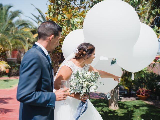 La boda de Dioni y Yasmi en San Cristóbal de La Laguna, Santa Cruz de Tenerife 38