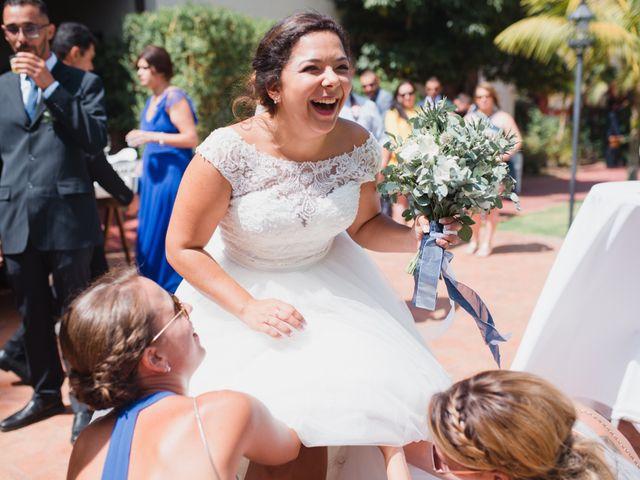 La boda de Dioni y Yasmi en San Cristóbal de La Laguna, Santa Cruz de Tenerife 39