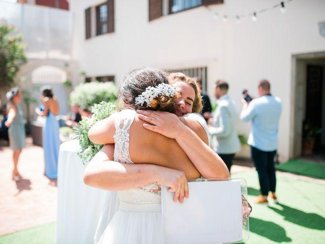 La boda de Dioni y Yasmi en San Cristóbal de La Laguna, Santa Cruz de Tenerife 40