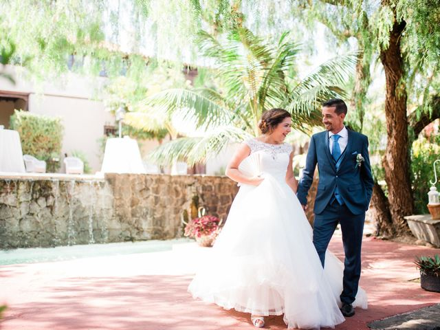 La boda de Dioni y Yasmi en San Cristóbal de La Laguna, Santa Cruz de Tenerife 2