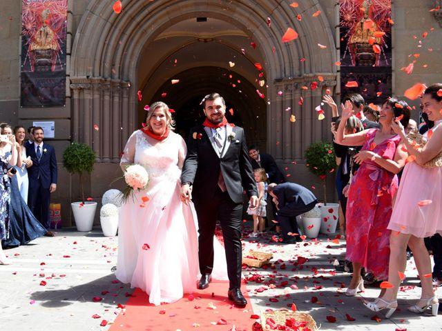 La boda de Edurne y David