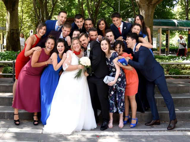 La boda de David y Edurne en Pamplona, Navarra 10
