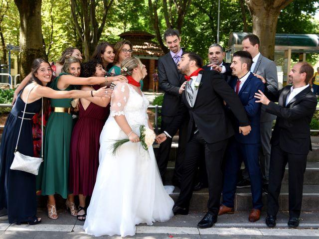 La boda de David y Edurne en Pamplona, Navarra 11