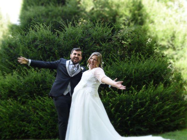 La boda de David y Edurne en Pamplona, Navarra 14