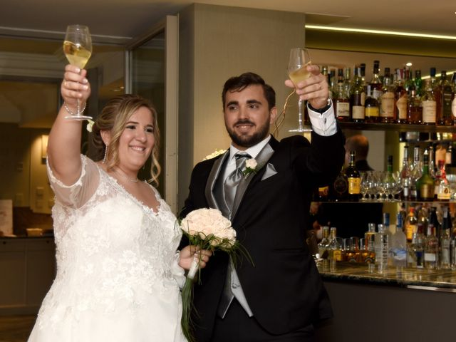 La boda de David y Edurne en Pamplona, Navarra 18