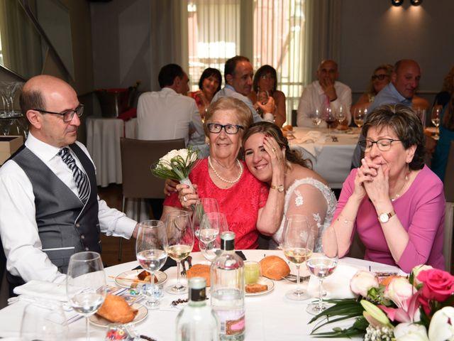 La boda de David y Edurne en Pamplona, Navarra 21