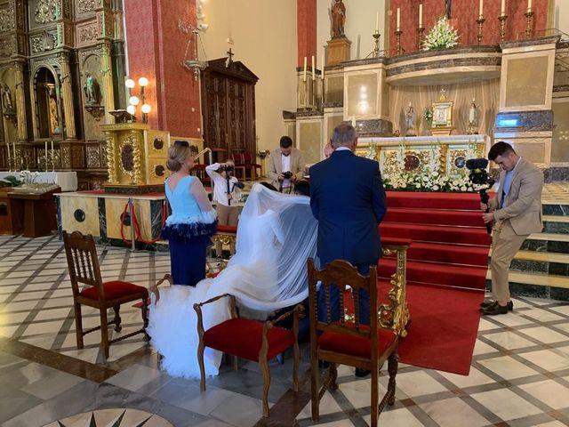 La boda de Laura y David en Dalias, Almería 2