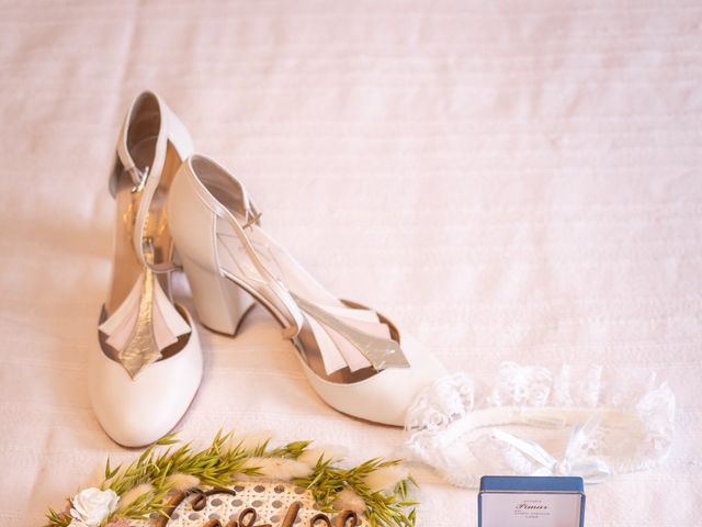 La boda de Carlos y Chistine en Lugo, Lugo 8