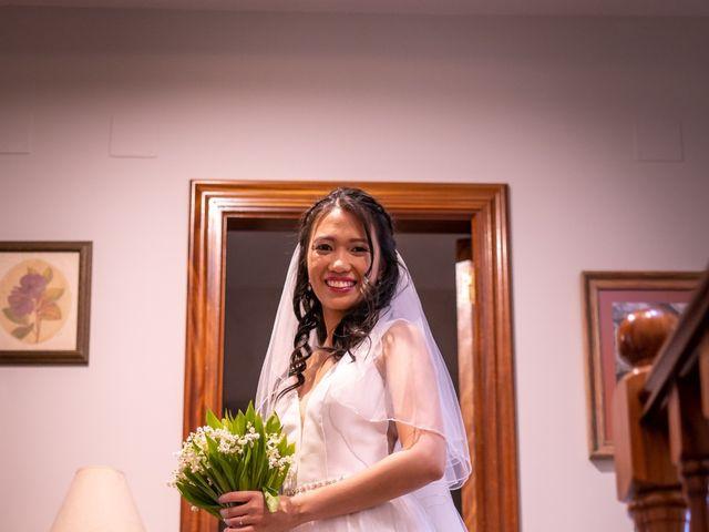 La boda de Carlos y Chistine en Lugo, Lugo 14