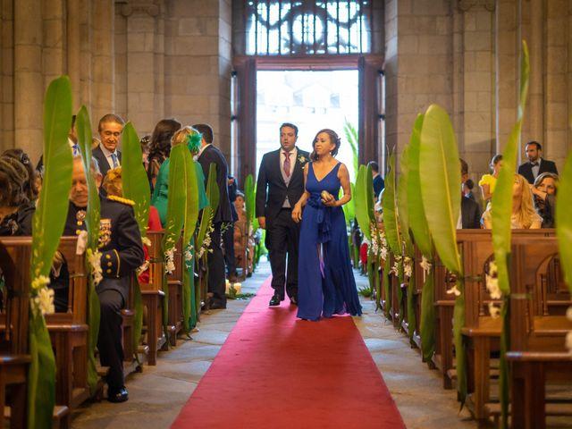 La boda de Carlos y Chistine en Lugo, Lugo 18