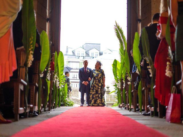 La boda de Carlos y Chistine en Lugo, Lugo 20