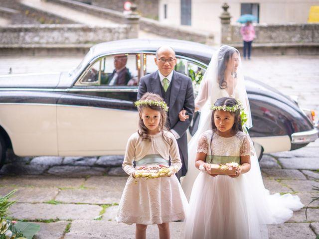 La boda de Carlos y Chistine en Lugo, Lugo 21