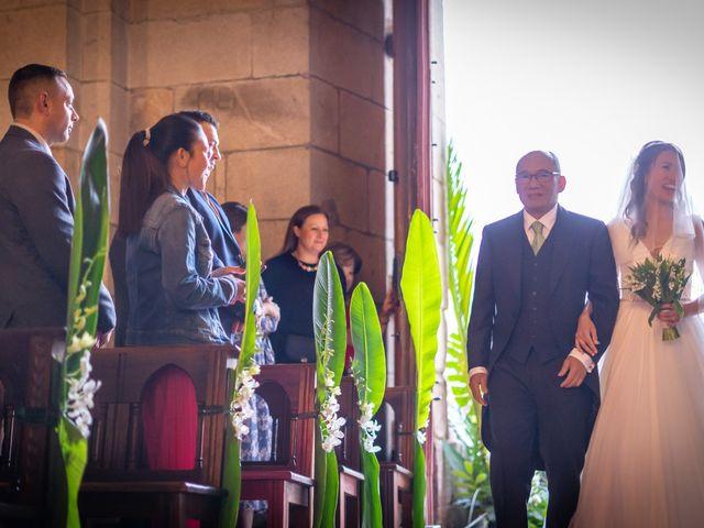 La boda de Carlos y Chistine en Lugo, Lugo 22