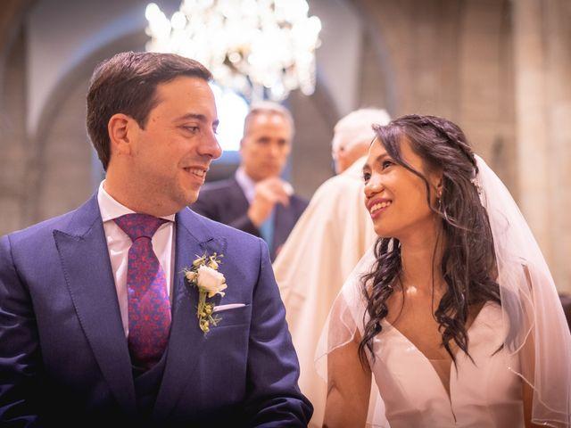 La boda de Carlos y Chistine en Lugo, Lugo 28