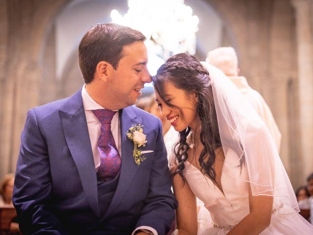 La boda de Carlos y Chistine en Lugo, Lugo 29
