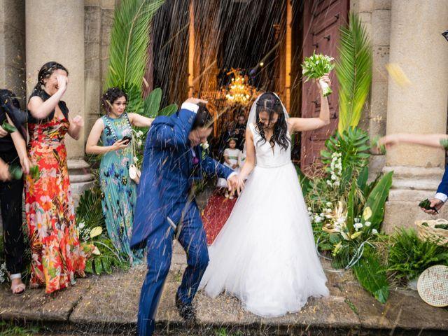 La boda de Carlos y Chistine en Lugo, Lugo 30