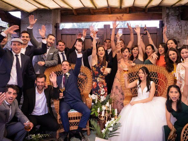 La boda de Carlos y Chistine en Lugo, Lugo 33