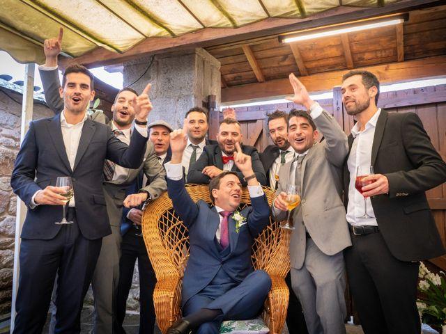 La boda de Carlos y Chistine en Lugo, Lugo 35