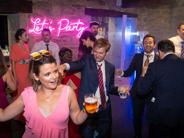 La boda de Carlos y Chistine en Lugo, Lugo 45