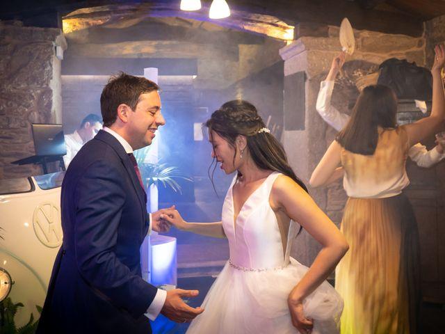 La boda de Carlos y Chistine en Lugo, Lugo 48