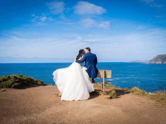 La boda de Carlos y Chistine en Lugo, Lugo 52
