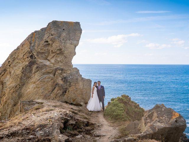 La boda de Carlos y Chistine en Lugo, Lugo 55