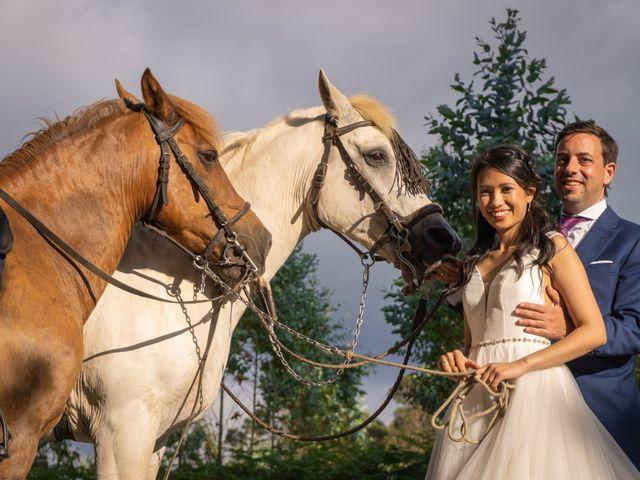 La boda de Carlos y Chistine en Lugo, Lugo 59