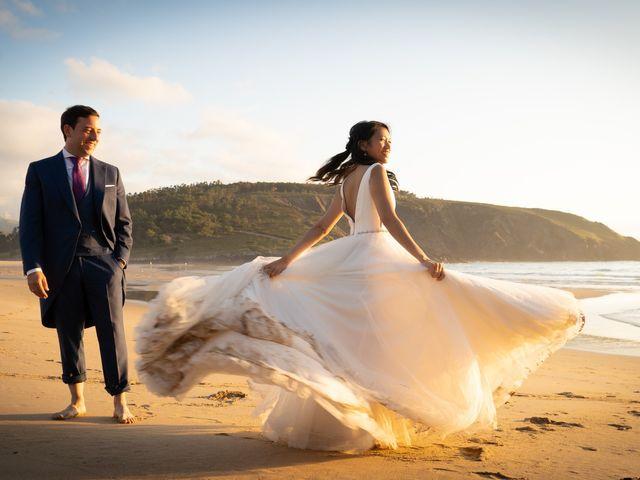 La boda de Carlos y Chistine en Lugo, Lugo 65