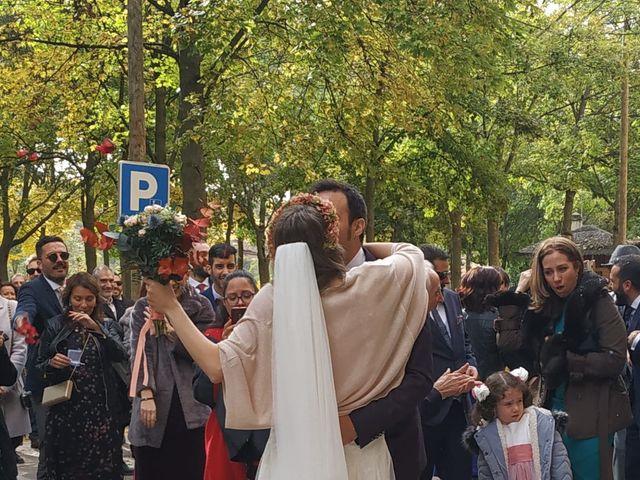 La boda de Manuel y Julia en Segovia, Segovia 4