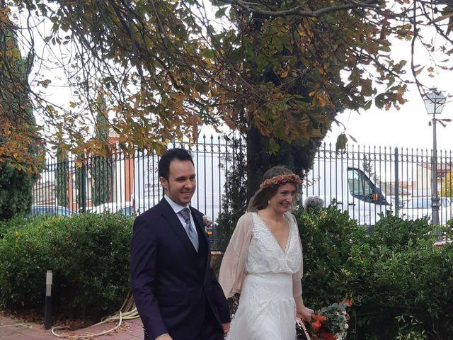 La boda de Manuel y Julia en Segovia, Segovia 5